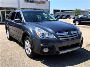 2014 Subaru Outback for sale at Smart Budget Cars ~ Madison in Madison WI
