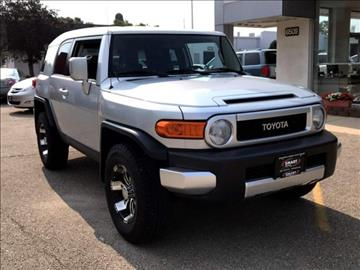 2007 Toyota FJ Cruiser for sale in Madison, WI