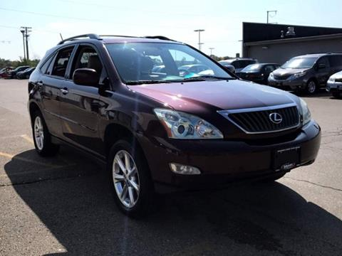 2009 Lexus RX 350 for sale at Smart Budget Cars ~ Madison in Madison WI