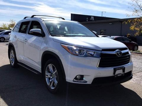 2016 Toyota Highlander for sale in Madison, WI