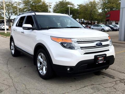 2012 Ford Explorer for sale at Smart Budget Cars ~ Madison in Madison WI