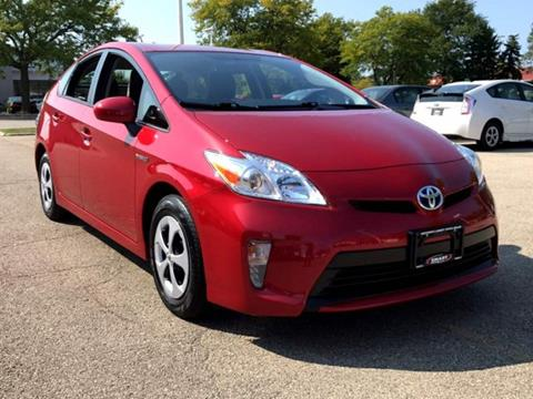 2015 Toyota Prius for sale at Smart Budget Cars ~ Madison in Madison WI