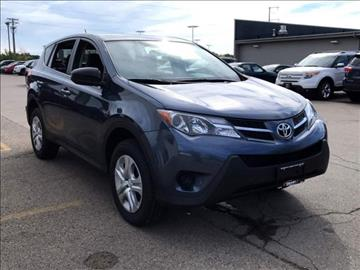 2014 Toyota RAV4 for sale at Smart Budget Cars ~ Madison in Madison WI