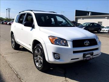 2011 Toyota RAV4 for sale at Smart Budget Cars ~ Madison in Madison WI