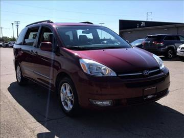 2005 Toyota Sienna for sale at Smart Budget Cars ~ Madison in Madison WI
