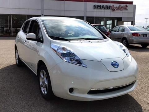 2012 Nissan LEAF for sale in Madison, WI
