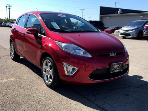 2011 Ford Fiesta for sale in Madison, WI