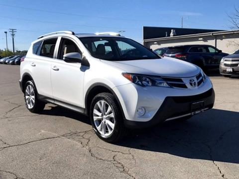 2013 Toyota RAV4 for sale in Madison, WI