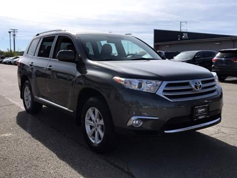 2012 Toyota Highlander for sale in Madison, WI