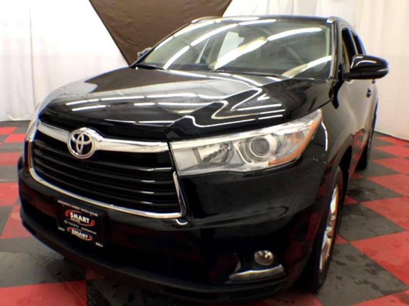 2015 Toyota Highlander Limited In Madison WI - Smart Budget Cars ...