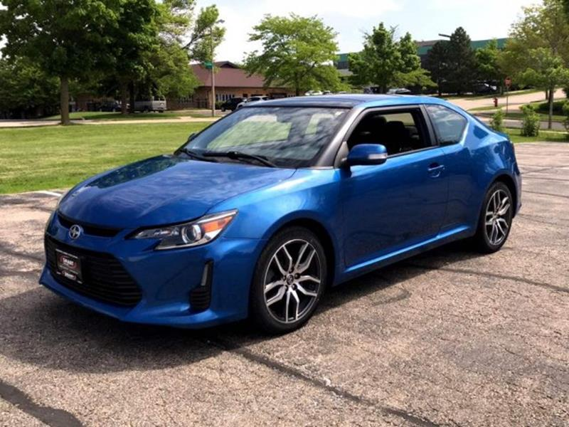 2015 Scion Tc In Madison Wi Smart Budget Cars Madison