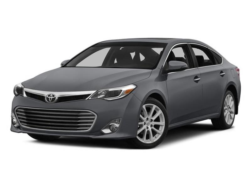 2015 Toyota Avalon For Sale >> 2015 Toyota Avalon Xle Touring In Madison Wi Smart Budget Cars