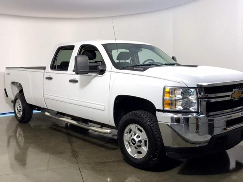 2012 Chevrolet Silverado 2500HD For Sale At Smart Budget Cars ~ Madison In  Madison WI
