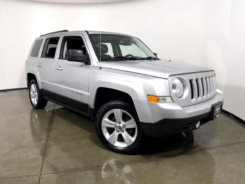 2012 Jeep Patriot For Sale At Smart Budget Cars ~ Madison In Madison WI
