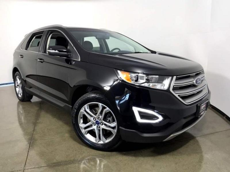Ford Edge For Sale At Smart Budget Cars Madison In Madison Wi