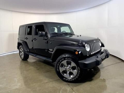 2018 Jeep Wrangler Unlimited for sale in Madison, WI