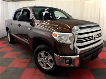 2016 Toyota Tundra for sale at Smart Budget Cars ~ Madison in Madison WI