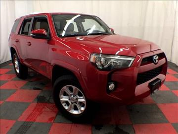 2015 Toyota 4Runner for sale at Smart Budget Cars ~ Madison in Madison WI