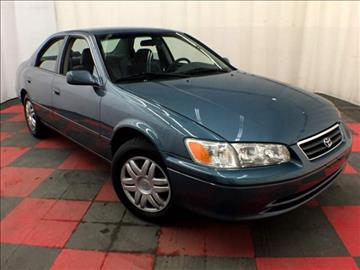 2001 Toyota Camry for sale at Smart Budget Cars ~ Madison in Madison WI
