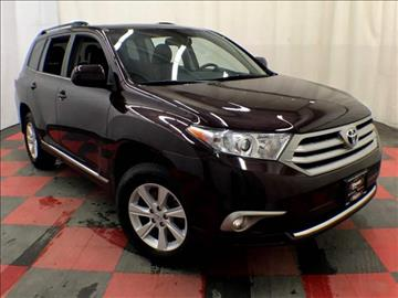 2013 Toyota Highlander for sale at Smart Budget Cars ~ Madison in Madison WI