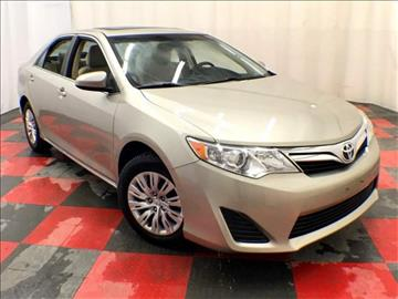 2014 Toyota Camry for sale at Smart Budget Cars ~ Madison in Madison WI