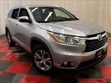 2014 Toyota Highlander for sale at Smart Budget Cars ~ Madison in Madison WI