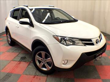 2015 Toyota RAV4 for sale at Smart Budget Cars ~ Madison in Madison WI