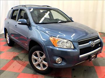 2012 Toyota RAV4 for sale at Smart Budget Cars ~ Madison in Madison WI