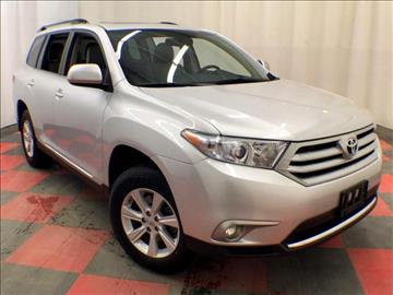 2012 Toyota Highlander for sale at Smart Budget Cars ~ Madison in Madison WI