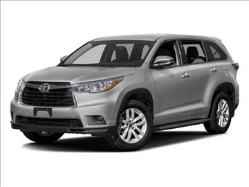 2016 Toyota Highlander for sale at Smart Budget Cars ~ Madison in Madison WI
