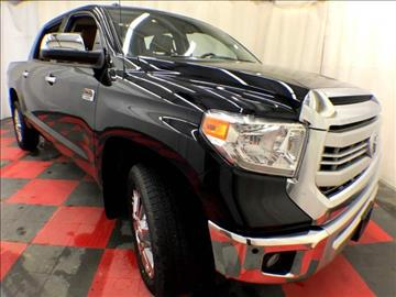 2014 Toyota Tundra for sale at Smart Budget Cars ~ Madison in Madison WI