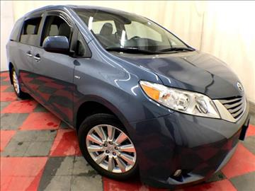 2017 Toyota Sienna for sale at Smart Budget Cars ~ Madison in Madison WI