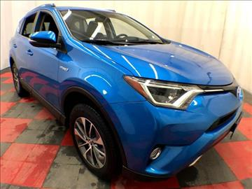 2016 Toyota RAV4 Hybrid for sale at Smart Budget Cars ~ Madison in Madison WI