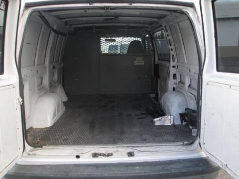 2000 GMC Safari Cargo