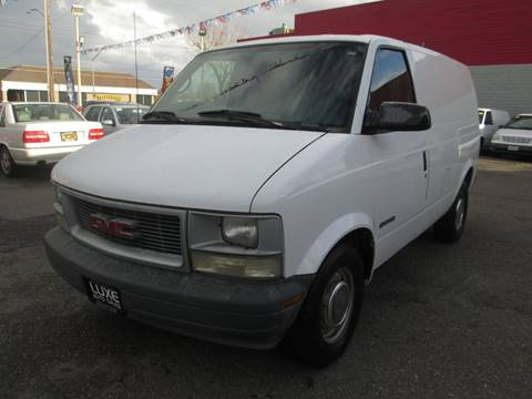 1999 GMC Safari Cargo for sale in Modesto, CA