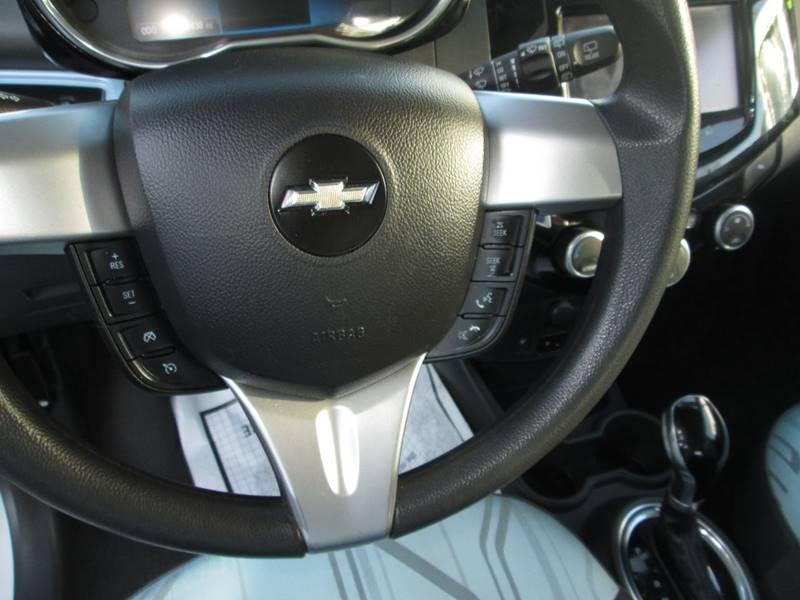2016 Chevrolet Spark EV 1LT (image 7)