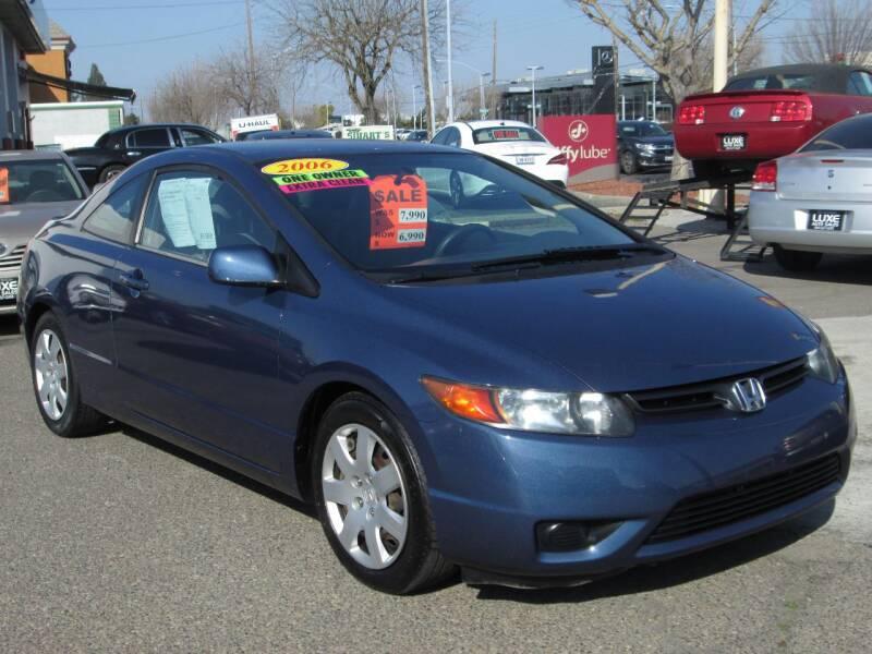 2006 Honda Civic LX (image 2)