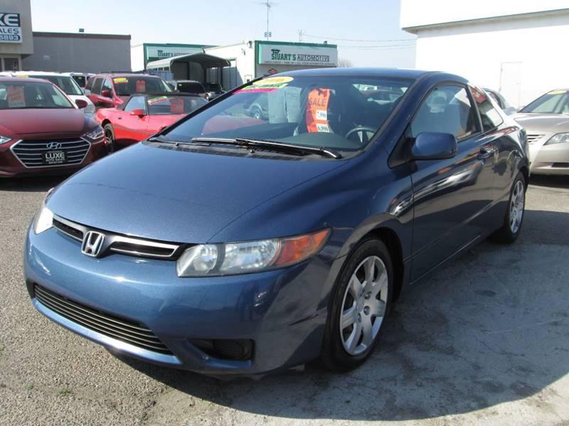2006 Honda Civic LX (image 3)