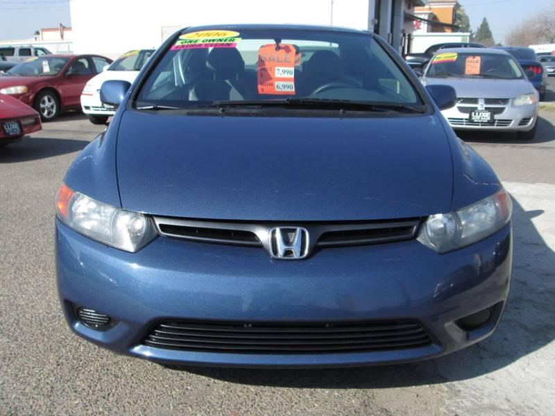 2006 Honda Civic LX (image 4)