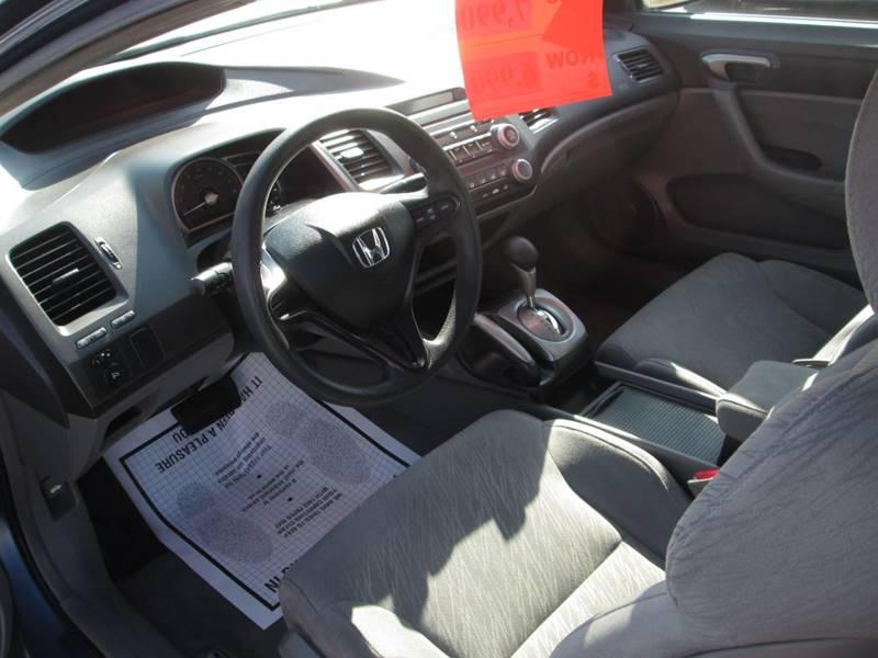 2006 Honda Civic LX (image 8)
