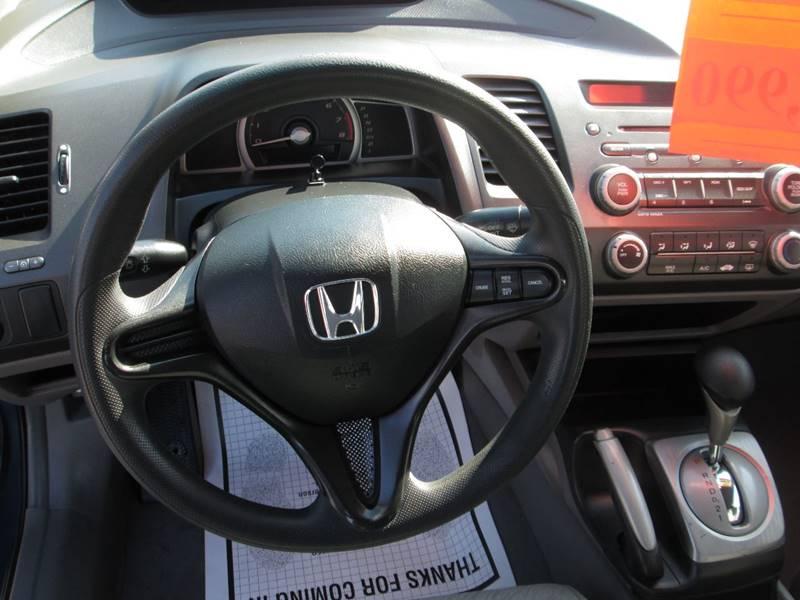 2006 Honda Civic LX (image 9)