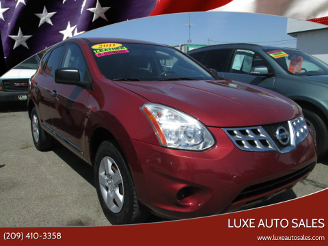 2011 Nissan Rogue SV for sale at Luxe Auto Sales in Modesto CA