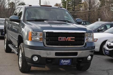 2012 GMC Sierra 2500HD for sale in Hooksett, NH