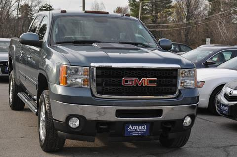 2012 GMC Sierra 2500HD for sale in Hooksett, NH