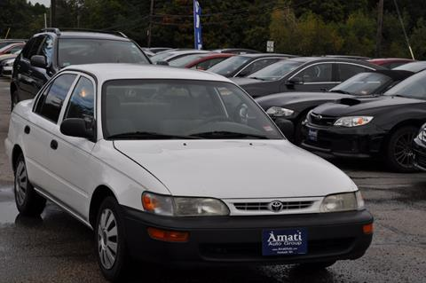 1997 toyota corolla for sale carsforsale com rh carsforsale com
