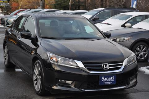 2015 Honda Accord for sale in Hooksett, NH