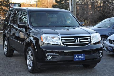 2014 Honda Pilot for sale in Hooksett, NH
