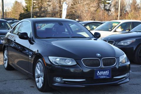 2012 BMW 3 Series for sale in Hooksett, NH