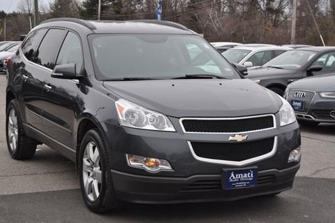 2012 Chevrolet Traverse for sale in Hooksett, NH