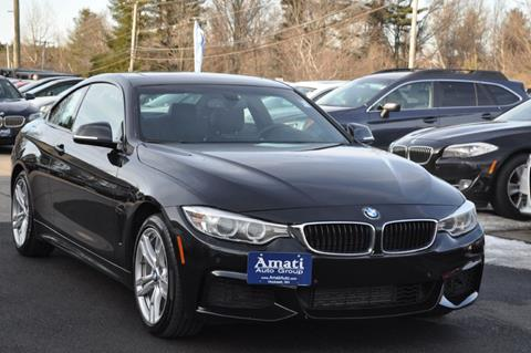 2014 BMW 4 Series for sale in Hooksett, NH